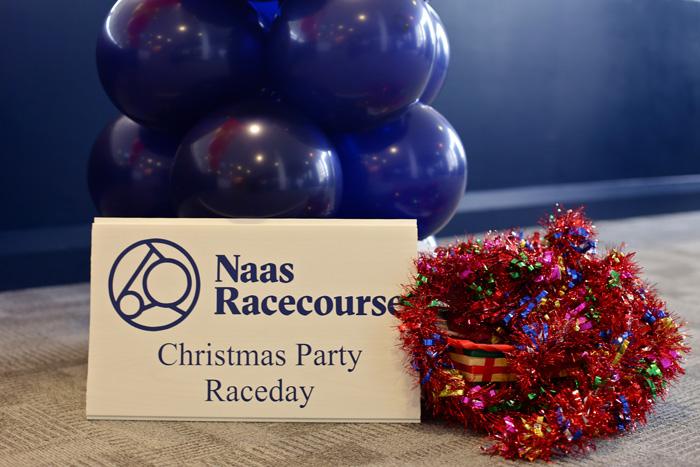 Christmas Party Raceday Naas Racecourse